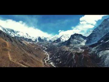 Himalaya - Khumbu 3passes Trek (video)