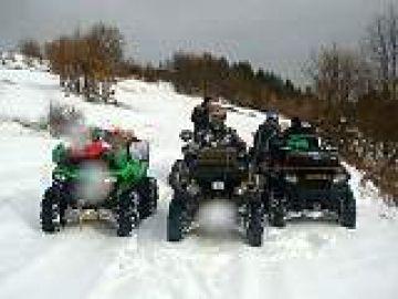 Στην Πίνδο - Βάλια Κάλντα με ATV 4X4